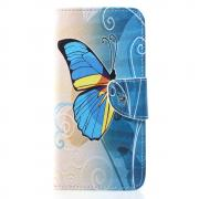 Taltech Wallet Cover for Huawei P30 Lite - Butterfly