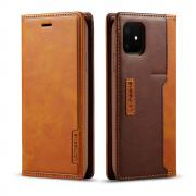 Dux Ducis LC.IMEEKE Wallet Cover for iPhone 11 - Brown