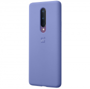 OnePlus OnePlus Sandstone Bumper Case for OnePlus 8 - Smoky Purple