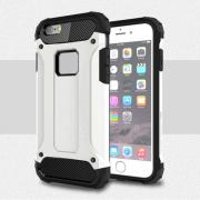 Hybrid Case for iPhone 6-6S - White