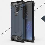 Armor Protection Case for Samsung Galaxy S9 Plus - Dark Blue