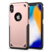 Taltech Robust Case for iPhone XR - Rosegold