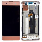 Xperia XA1 Display Pink Original