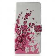 Taltech Wallet Cover for Huawei P30 Pro - Flowers