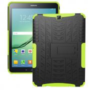 "Case for Samsung Galaxy Tab S2 9.7"" - Black/Green"