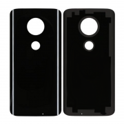 Motorola Moto G7 Back Cover Black Original