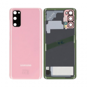 Samsung Galaxy S20 Back Cover Pink