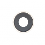 OEM iPhone XR Camera Lens White