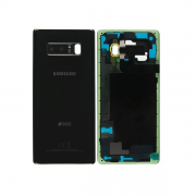 Samsung Galaxy Note 8 Duos Back Cover Black