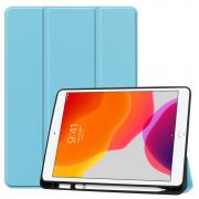 Taltech Tri-fold Cover for iPad 10.2 2019 - Baby blue