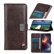 Taltech Wallet Case for iPhone 13 - Brown
