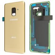 Samsung Galaxy A8 2018 Back Cover Gold