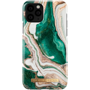 iDeal of Sweden iDeal Fashion Case for iPhone 11 Pro - Golden Jade Marble