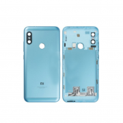 Mi A2 Lite Back Cover - Blue
