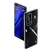 SiGN SiGN Ultra Slim Case for Huawei P40 Pro - Transparent