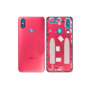 Mi A2 Back Cover - Red