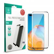 SiGN Huawei P40 Pro SiGN Full Coverage Screen Protector Tempered Glass