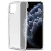 Celly Celly Gelskin Case for iPhone 11 Pro - Transparent
