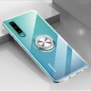 Taltech Case with Phoneholder for Huawei P30 - Transparent