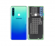 Galaxy A9 2018 Back Cover Blue