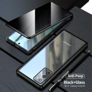 Taltech 2-in-1 Case + Screen Protector for Samsung Galaxy Note 20 - Black