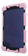 "DELTACO Deltaco Case with Stand for Tablets 7-8"" - Pink"