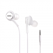 Samsung Samsung S8 Headset Original (Tuned By AKG) - White