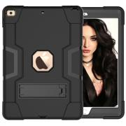 "Taltech ShockProof TPU Case with Stand for iPad 10.2"" 2019/2020 - Black"