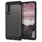Spigen Slim Armor Case for Huawei P30 - Grey