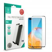 SiGN Huawei P40 SiGN Full Coverage Screen Protector Tempered Glass