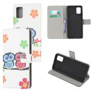 Taltech Wallet Cover for Samsung Galaxy A02s - Two Owls