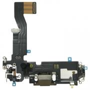 Taltech iPhone 12 Pro Charging Port with Flex Cable - Brown