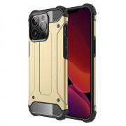 Taltech IPhone 13 Pro case- Gold
