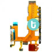 Z2 Power Key Volume Flex Cable Mikrofon