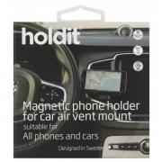 Holdit Vent Mount Car Holder Magnet