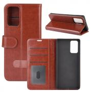 Taltech Wallet Cover for Samsung Galaxy Note 20 - Brown