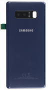 Galaxy Note 8 Back Cover Blue