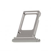 iPhone XR Sim Holder White