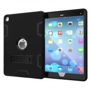 """Taltech Armor Defender Case with Stand for iPad Pro 9.7"""" - Black"""