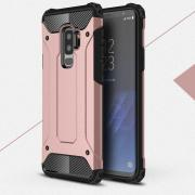 Armor Protection Case for Samsung Galaxy S9 Plus - Rosegold