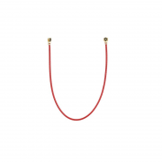 Samsung Galaxy Tab S7 Coaxial Cable 97mm Red
