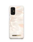 iDeal of Sweden iDeal Fashion Case for Samsung Galaxy S20 Plus - Rose Pearl Marble