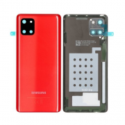 Samsung Galaxy Note 10 Lite Back Cover Red