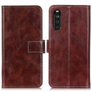 Taltech Sony Xperia 10 III cover- Brown