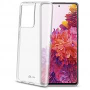 Celly Celly Gelskin TPU Case for Samsung Galaxy S21 Ultra - Transparent