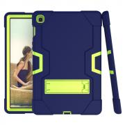 "Taltech Shock-Proof TPU Hybrid Case for Samsung Galaxy Tab S5e 10.5"" - Blue/Green"