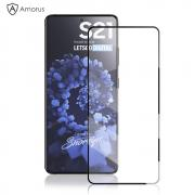 Taltech AMORUS Screen Protector Tempered Glass for Samsung Galaxy S21 5G