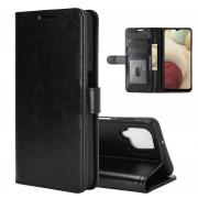 SiGN SiGN Wallet Cover for Samsung Galaxy A12 - Black
