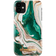 iDeal of Sweden iDeal Fashion Case for iPhone 11 - Golden Jade Marble