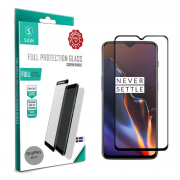 SiGN OnePlus 6T & 7 SiGN 3D Screen Protector Tempered Glass